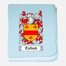 Tulloch baby blanket