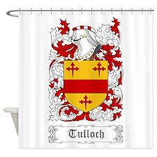 Tulloch Shower Curtain