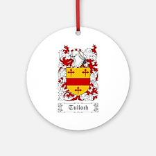 Tulloch Ornament (Round)