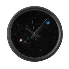 Star clusters - Large Wall Clock