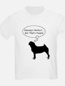 Pug Kids T-Shirt