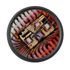 integrated circuit - Large Wall Clock