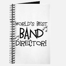 Worlds Best Band Director Journal