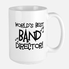 Worlds Best Band Director Mug