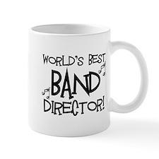 Worlds Best Band Director Mug