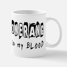 Boomerang Designs Mug