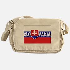 Slovakia Messenger Bag