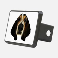 Basset Hound Hitch Cover