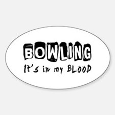 Bowling Designs Decal