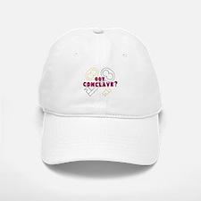 got Conclave? Baseball Baseball Baseball Cap