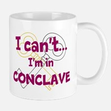 I cant...Im in Conclave Mug