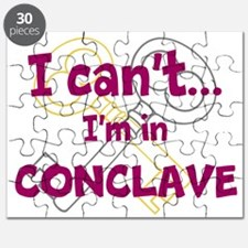 I cant...Im in Conclave Puzzle