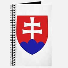 Slovakia Coat of Arms Journal