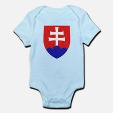 Slovakia Coat of Arms Body Suit