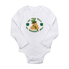 Baby's First St. Patrick's Da Body Suit