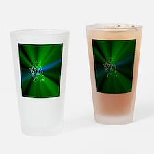 Green fluorescent protein - Drinking Glass