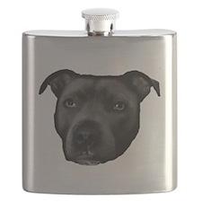 Pit Bull Flask