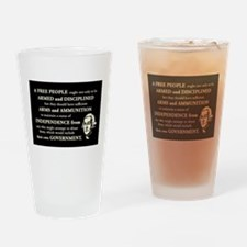 Unique 2012 gop election Drinking Glass