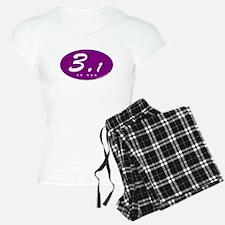 Purple Oval 3.1 Pajamas