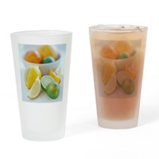 Citrus fruits - Drinking Glass