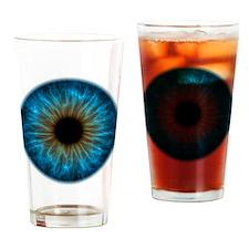 Eye, iris - Drinking Glass