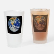 Earth from space - Drinking Glass