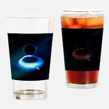 Hawking radiation research - Drinking Glass