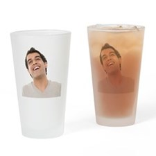 Healthy man - Drinking Glass