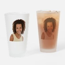 Healthy woman - Drinking Glass