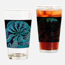 Mandelbulb fractal - Drinking Glass