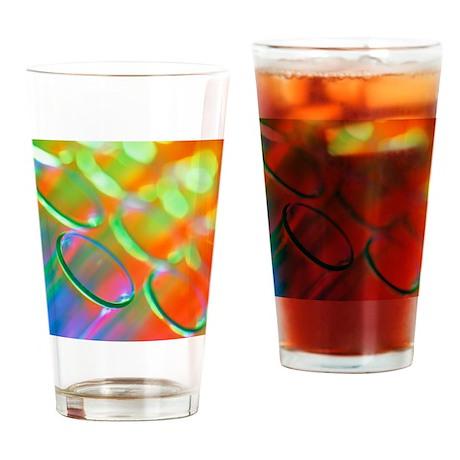 green light - Drinking Glass