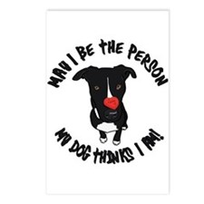 May I Be the Person Postcards (Package of 8)