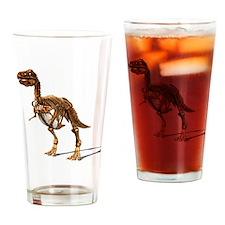 Tyrannosaurus rex dinosaur - Drinking Glass