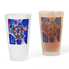 rk - Drinking Glass