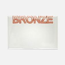 Bronze Rectangle Magnet