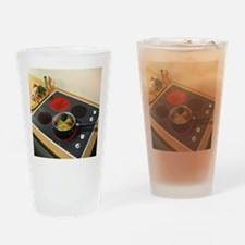 Ceramic hob - Drinking Glass