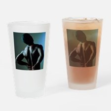 Back pain - Drinking Glass