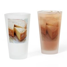 Camembert cheese - Drinking Glass