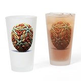 Dengue Pint Glasses