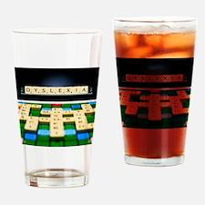 Dyslexia - Drinking Glass