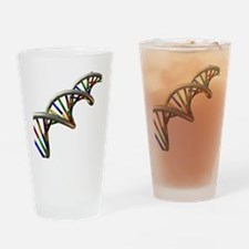 DNA molecule - Drinking Glass