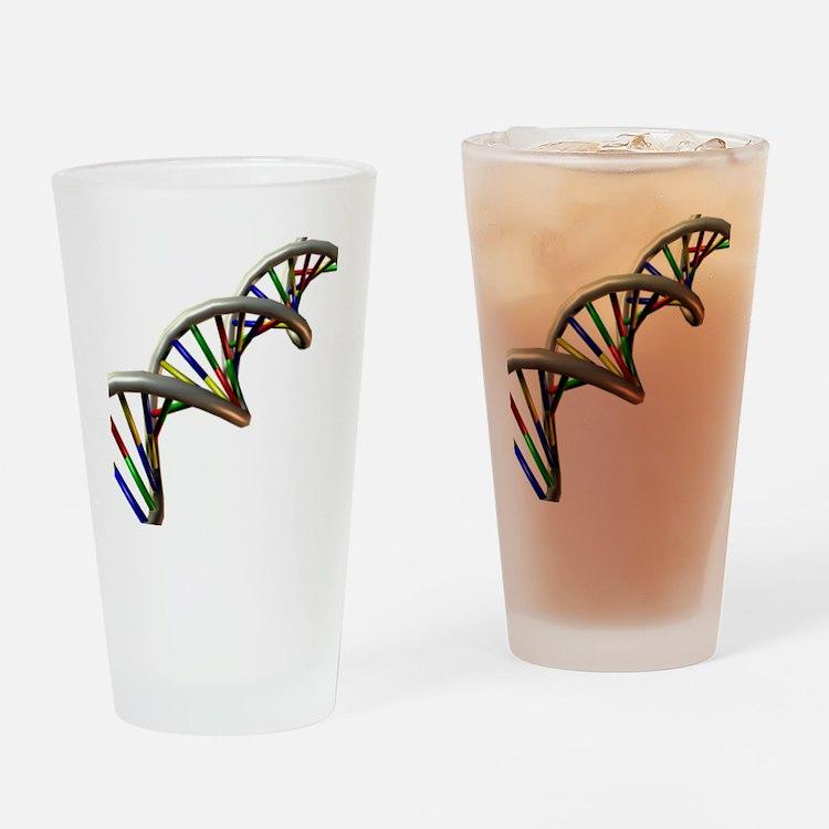 DNA molecule - Drinking Glass