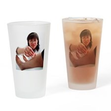 Acupuncture - Drinking Glass