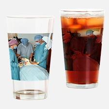 Dental anaesthetic - Drinking Glass