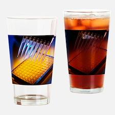 ELISA blood test - Drinking Glass