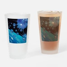 Global pandemic - Drinking Glass