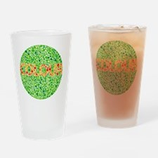 Colour blindness test - Drinking Glass