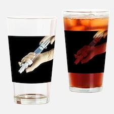 Manual vacuum abortion equipment - Drinking Glass
