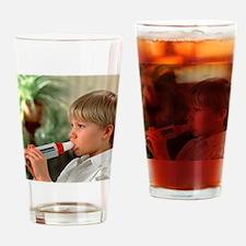 peak flow meter - Drinking Glass