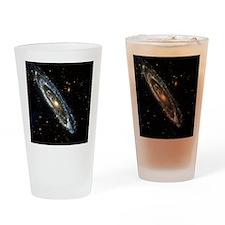 Andromeda Galaxy, UV image - Drinking Glass